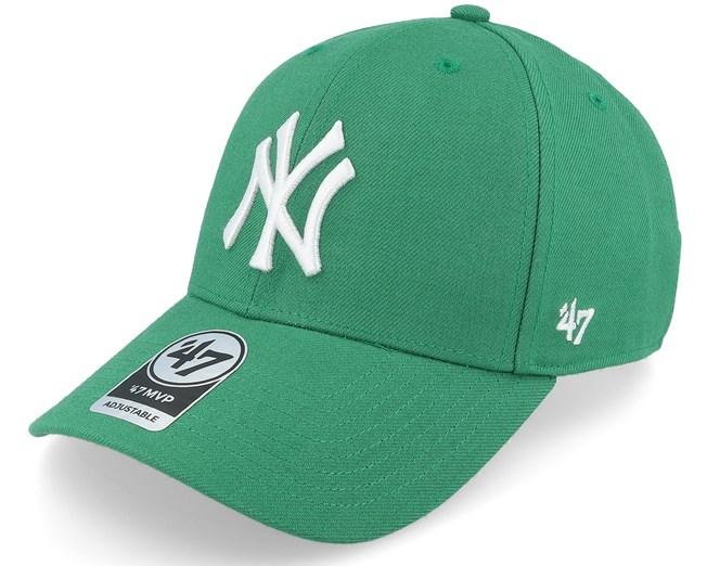new product e0f64 1f235 New York Yankees Mvp Kelly Adjustable - 47 Brand caps - Hatstoreworld.com