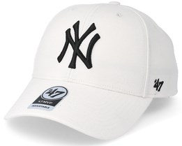 New York Yankees Mvp Natural Adjustable - 47 Brand