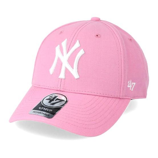 e931221f74f New York Yankees Mvp Rose Adjustable - 47 Brand caps - Hatstoreworld.com