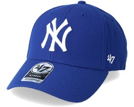 New York Yankees Mvp Royal 1 Adjustable - 47 Brand