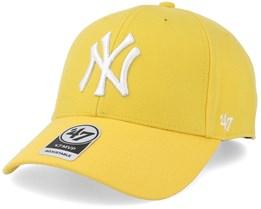New York Yankees Mvp Yellow Adjustable - 47 Brand