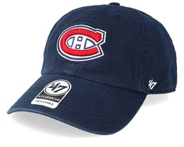 Montreal Canadiens 47 Clean Up Navy Adjustable - 47 Brand