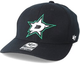 Dallas Stars Contender Black Flexfit - 47 Brand