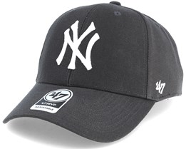 New York Yankees Mvp Charcoal Adjustable - 47 Brand