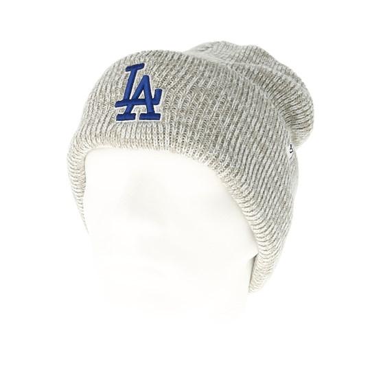 17b372da9a2ba Los Angeles Dodgers Brain Freeze Gray Cuff - 47 Brand beanies -  Hatstorecanada.com