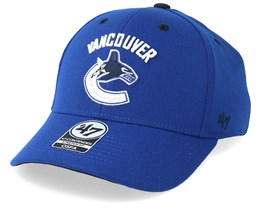 Vancouver Canucks Kickoff 47 Contender Wool Royal Flexfit - 47 Brand