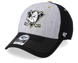 Anaheim Ducks Formation 47 Mvp Grey/Black/Khaki Adjustable - 47 Brand