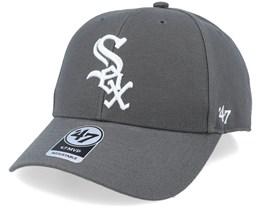 Chicago White Sox Mvp Charcoal/White Adjustable - 47 Brand
