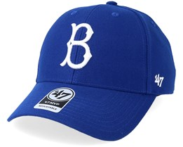 Los Angeles Dodgers Cooperstown Mvp Royal Adjustable - 47 Brand
