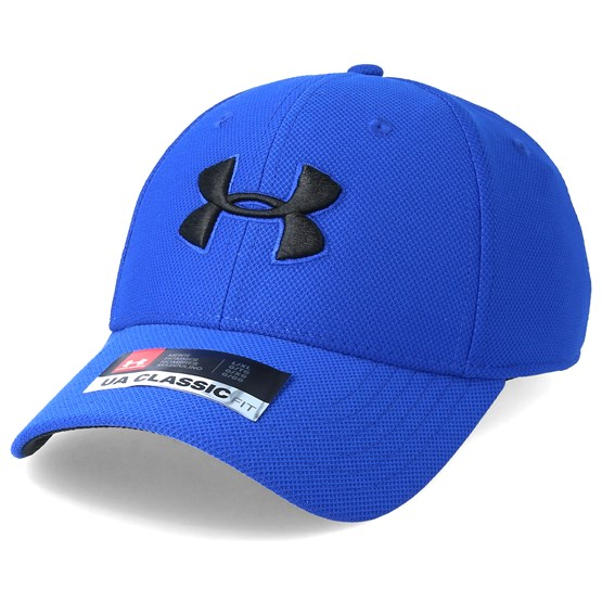 Keps Men's Blitzing 3.0 Royal Flexfit - Under Armour - Blå Flexfit