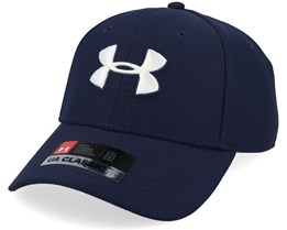 Men´s Blitzing 3.0 Midnight Navy/White Flexfit - Under Armour