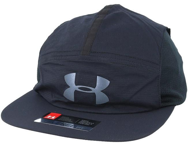 7550901f61e Men´s Packable Run Cap Black Strapback - Under Armour caps ...