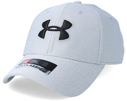 Men´s Heathered Steel Blitzing 3.0 Flexfit - Under Armour
