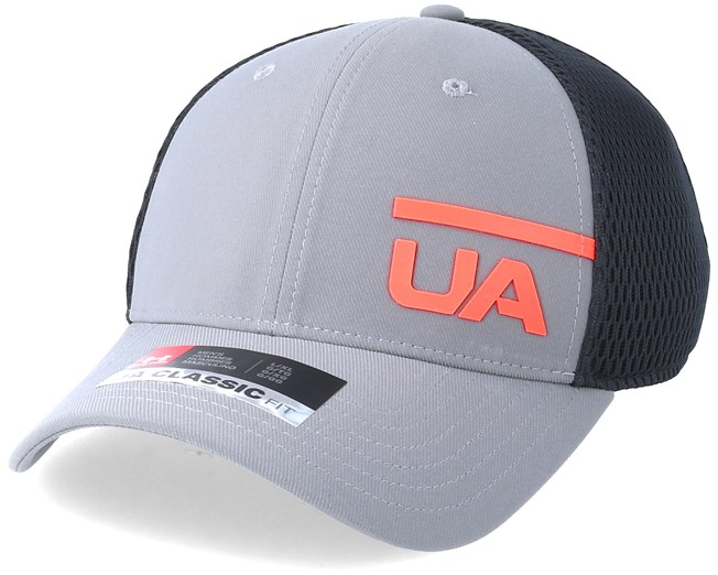 dcb1ab96925 Men´s Train Spacer Mesh Graphite Flexfit - Under Armour caps -  Hatstoreaustralia.com