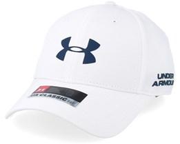Golf Headline 2.0 White Flexfit - Under Armour