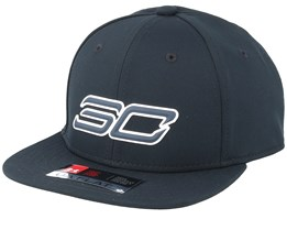 Kids Boy´s Sc30 Core 2.0 Black Snapback - Under Armour