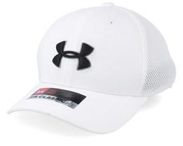 460aa6e7460 Kids Boy´s Golf Classic Mesh 2.0 White Flexfit - Under Armour