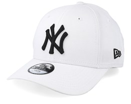 Kids New York Yankees League Basic 9Forty White Adjustable - New era