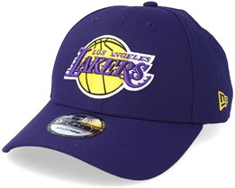 LA Lakers 9Forty VS Purple Adjustable - New Era