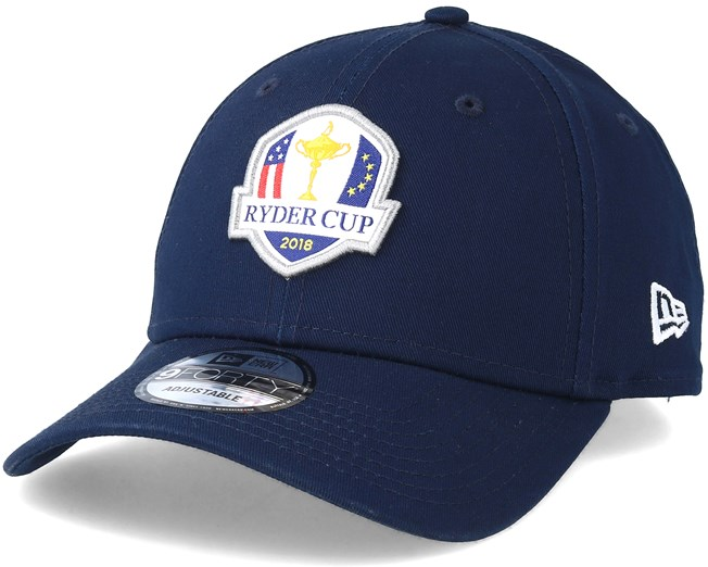 c0ba16e24c2 Essential 9Forty Ryder Cup Navy Adjustable - New Era caps -  Hatstoreworld.com