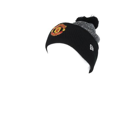 9948351c1a9 Manchester United Oversized Black Cuff - New Era beanies