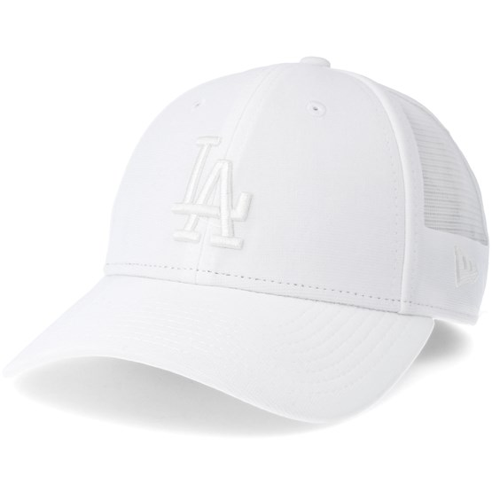 9d513f58566 Los Angeles Dodgers Women Sportmesh 9Forty White Adjustable - New Era caps  - Hatstoreworld.com