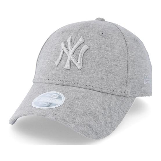 7c3e30fae73 New York Yankees Women Jersey Essential Grey Adjustable - New Era cap -  Hatstore.co.in