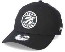 Toronto Raptors Monochrome 3930 Black Flexfit - New Era