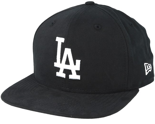 Los Angeles Dodgers Lightweight Ess 9Fifty Black Snapback - New Era - Start  Gorra - Hatstore 1d6ceee3c65