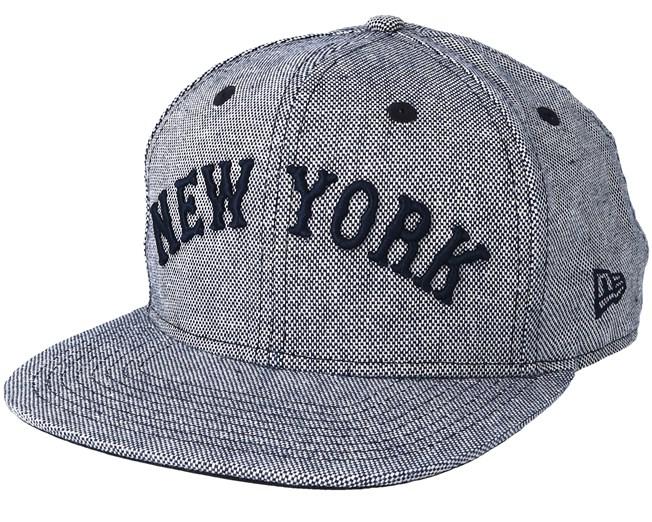 New York Yankees Basket 950 Navy Snapback - New Era - Start Boné - Hatstore fa510294539