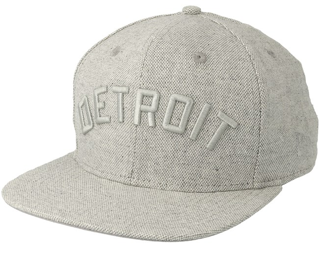 Detroit Tigers Basket 950 Grey Snapback - New Era - Start Gorra - Hatstore c800187710f