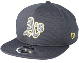 Oakland Athletics Tone Tech Redux 9fifty Grey Fitted - New Era