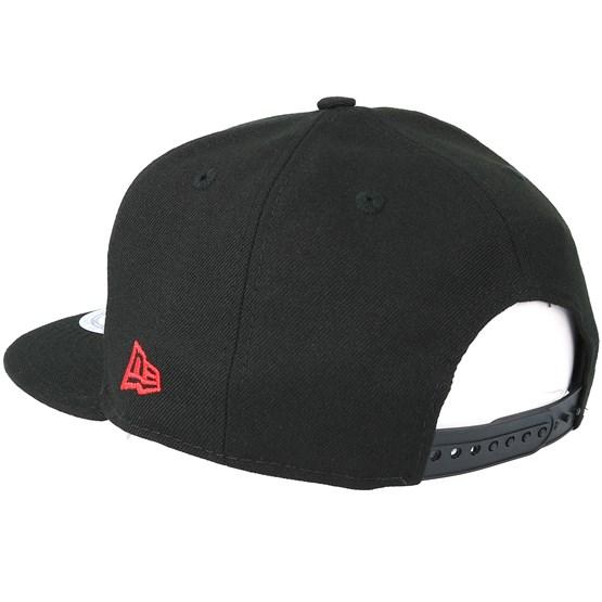 5feaade3faa Chicago Bulls Team Gitd Basic 9Fifty Black Snapback - New Era cap -  Hatstore.co.in