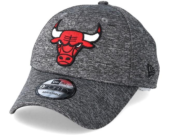 a0ade054880 Chicago Bulls Shadow Tech 9Forty Grey Adjustable - New Era caps ...