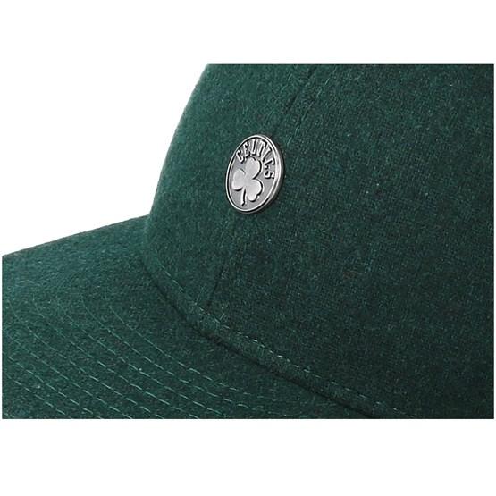 bf041dd4ed2fe5 Boston Celtics Pin Low Pro Green Fitted - New Era caps - Hatstoreworld.com