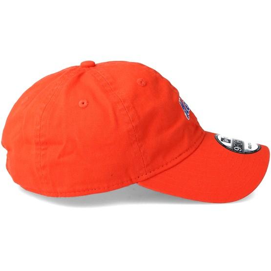 347662725 New York Mets Mini Wordmark 9Forty Orange Adjustable - New Era caps -  Hatstoreworld.com