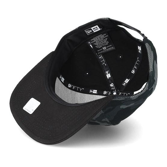 615834ca0868b Oakland Raiders Mesh Overlay 9Fifty Camo Snapback - New Era - Start Gorra -  Hatstore