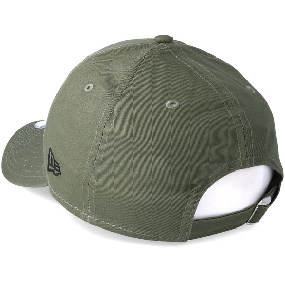 7d663c0bf86 New York Yankees League Essential 9Forty Olive Black Adjustable - New Era  caps - Hatstoreworld.com