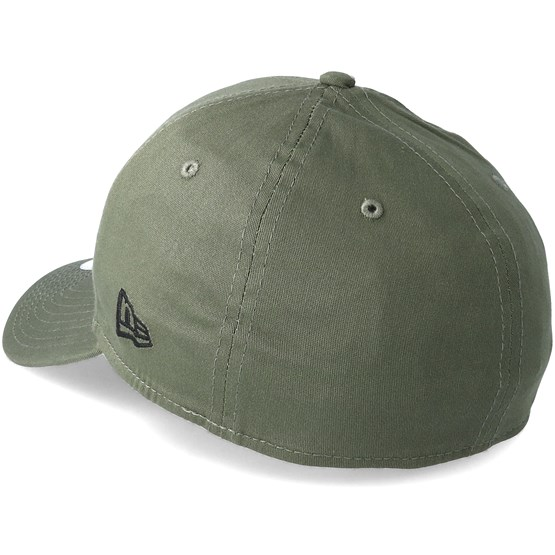 Oakland Athletics League Essential 39Thirty Olive Black Flexfit - New Era -  Start Gorra - Hatstore 1d4fdce1c6d