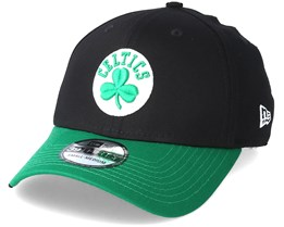 Boston Celtics Black Base 39Thirty Black Flexfit - New Era