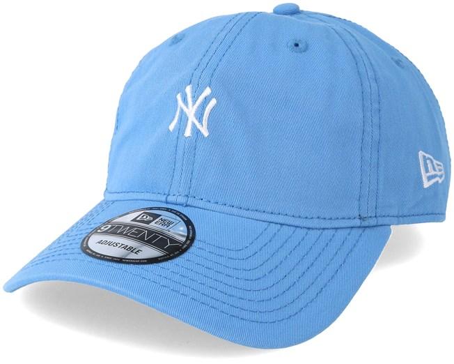 ecff93f6891 New York Yankees 920 Pastel Micro Sky Blue Adjustable - New Era cap -  Hatstore.co.in