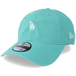 Los Angeles Dodgers 9forty Cord Unstructured Tan Adjustable New
