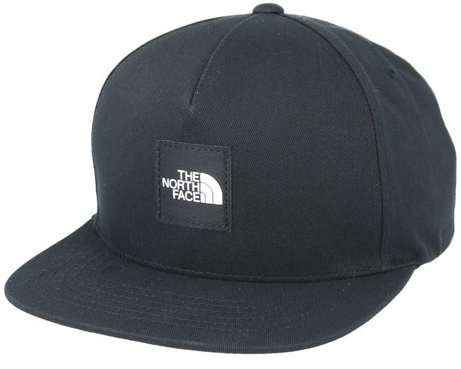 fdb5f8e31ad Street Ball Black Snapback - The North Face caps - Hatstoreworld.com