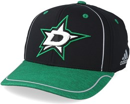 Dallas Stars Alpha Black/Green Flexfit - Adidas
