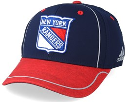 New York Rangers Alpha Navy/Red Flexfit - Adidas