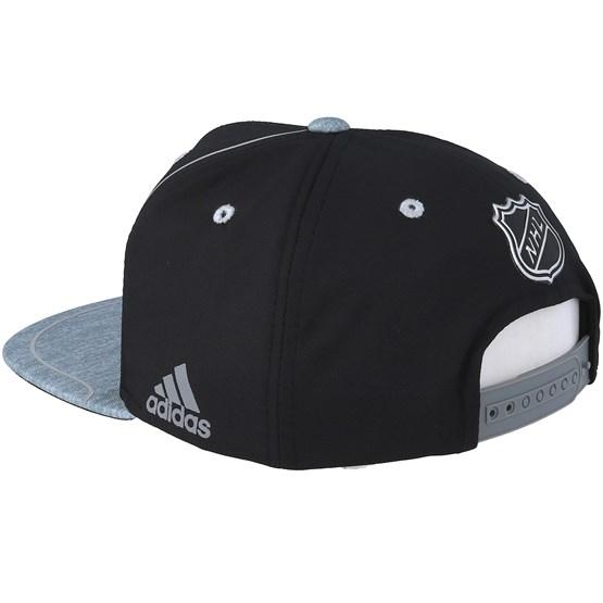 3dda57d45ec Los Angeles Kings Bravo Black Grey Snapback - Adidas caps -  Hatstoreworld.com