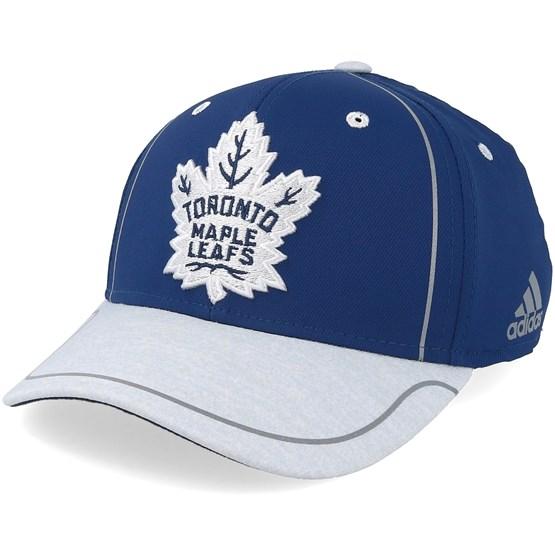 Keps Toronto Maple Leafs Alpha Blue/Grey Flexfit - Adidas - Blå Flexfit