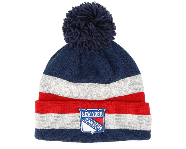 info for f4b1f 0f91b New York Rangers Juliet Tuft Knitted Pom - Adidas - Start Boné - Hatstore