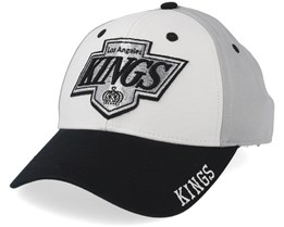 Los Angeles Kings Cotton 3 Colour White/Grey/Black Adjustable - Adidas