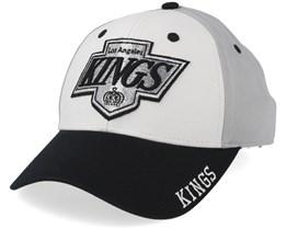 Los Angeles Kings Cotton 3 Colour White/Grey/Black Adjustable - Adidas